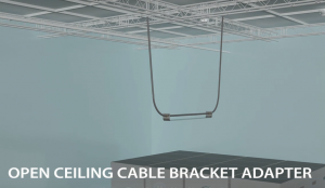 open ceiling bracket 1