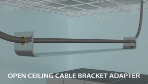 open ceiling bracket 2